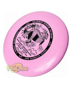 Фрисби UltiPro Jakiro Junior Ultimate pink