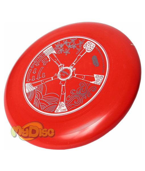 Фрисби Ultimate UltiPro Hand red-white