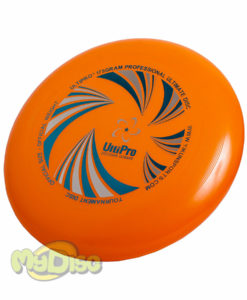 Фрисби Ultimate UltiPro UltiWave orange
