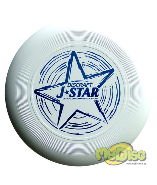 Фрисби для детей Discraft J*Star White