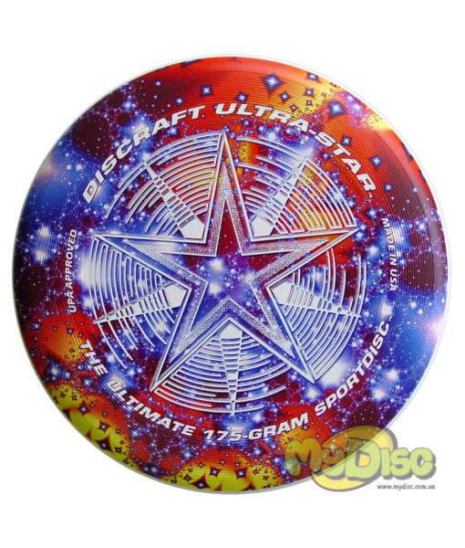 Фрисби Ultimate Discraft Supercolor Starscape