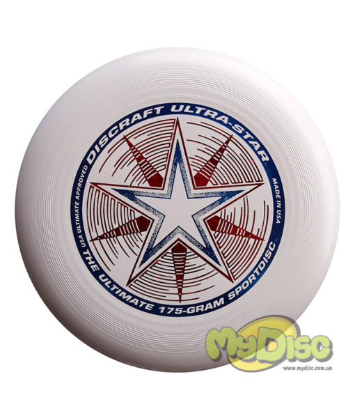 Фрисби Ultimate Discraft Ultra-Star White