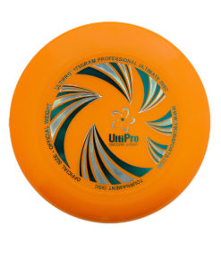 Фрисби Ultimate UltiPro UltiWave orange 2