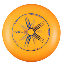 Фрисби Ultimate UltiPro UltiPenta orange 2