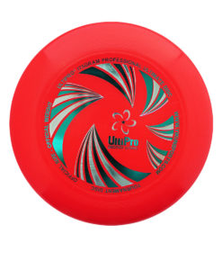 Фрисби Ultimate UltiPro UltiWave red 2