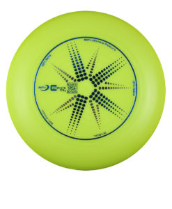 Фрисби Ultimate UltiPro UltiPenta green 2