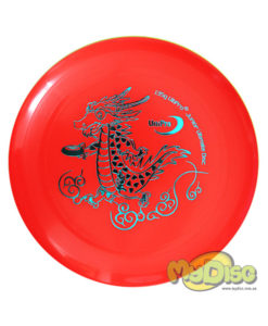 Фрисби для детей UltiPro Baby Dragon Red