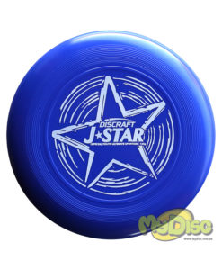 Фрисби для детей Discraft J*Star Steel Blue