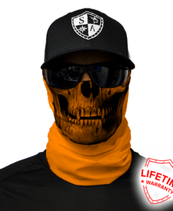 Бафф Tactical Orange Skull